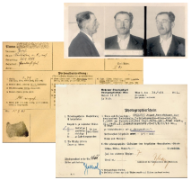 GESTAPO photos and documents